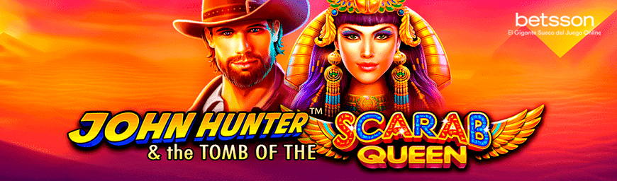 Slot Review: John Hunter and the Tomb of the Scarab Queen™