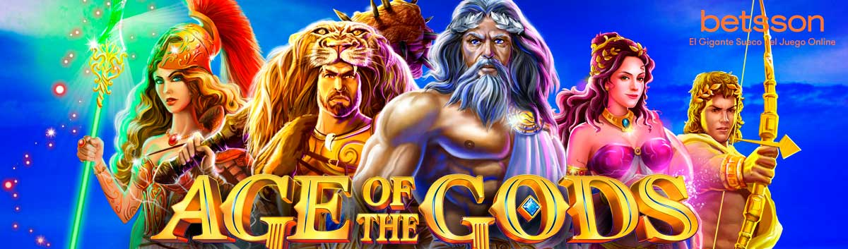 Slot Review Age of the Gods – Fate Sisters