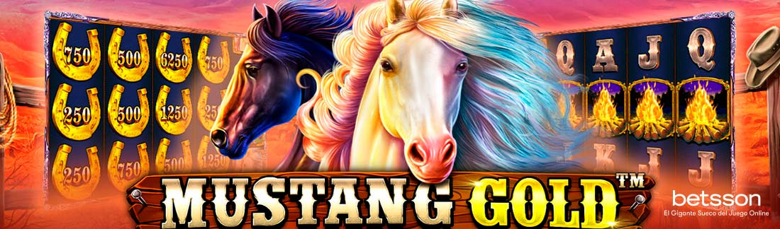 Slot Review: Mustang Gold
