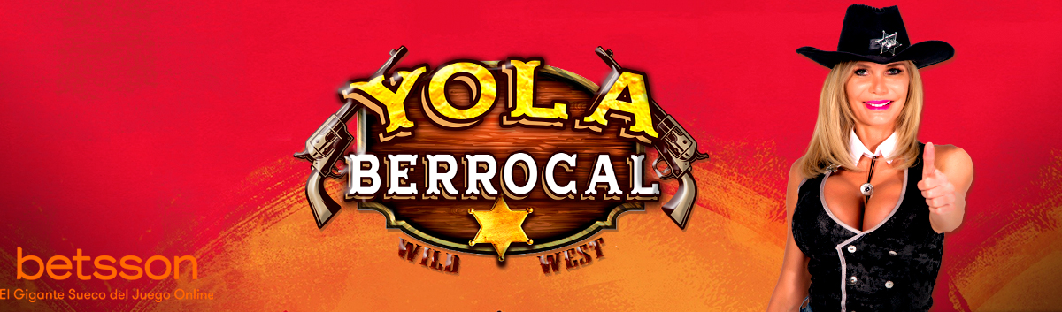 Slot Review Yola Berrocal: Wild West
