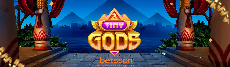 Slot Review 3 Tiny Gods