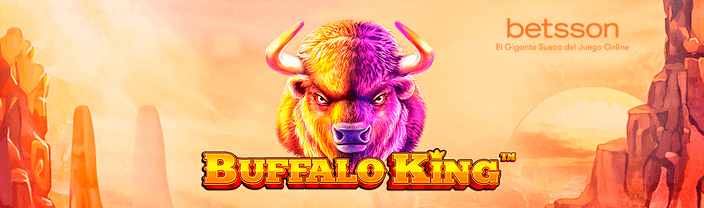 Slot Review: Buffalo King