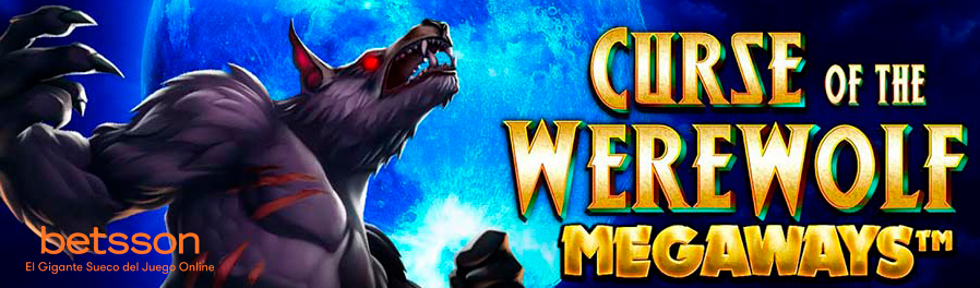 Slot Review Curse of The Werewolf Megaways