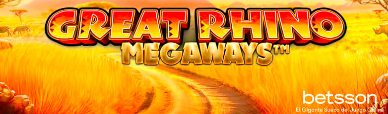 Slot Review Great Rhino Megaways