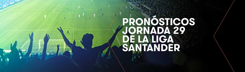 ¿Se colocará el F.C. Barcelona en primera posición tras la jornada 29 de la Liga Santander?
