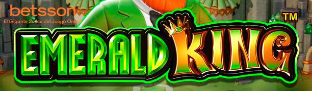 Juego Nuevo: ¿Cuanto sabes de  Emerald King, la nueva slot de Betsson?