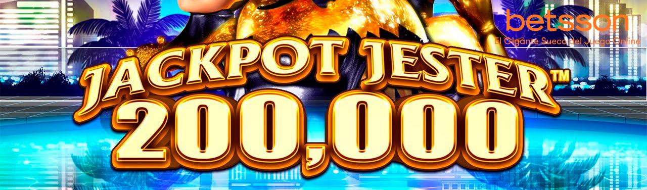 Slot Review: Jackpot Jester 200,000