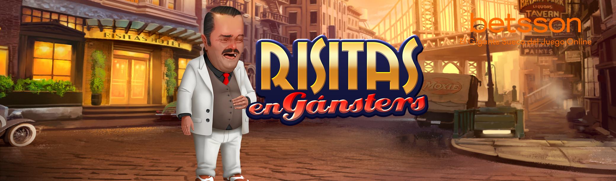 Slot Review: Risitas en Gansters