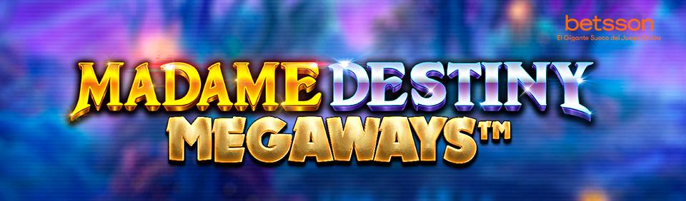 Slot Review: Madame Destiny Megaways