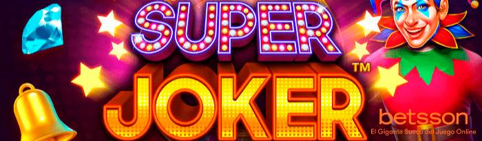 Slot Review: Super Joker