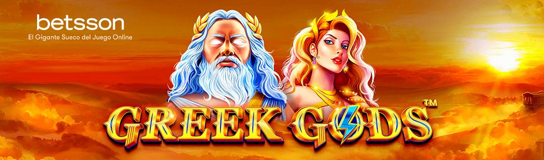 Slot Review: Greek Gods