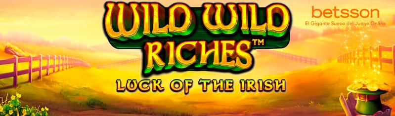 Slot Review: Wild Wild Riches