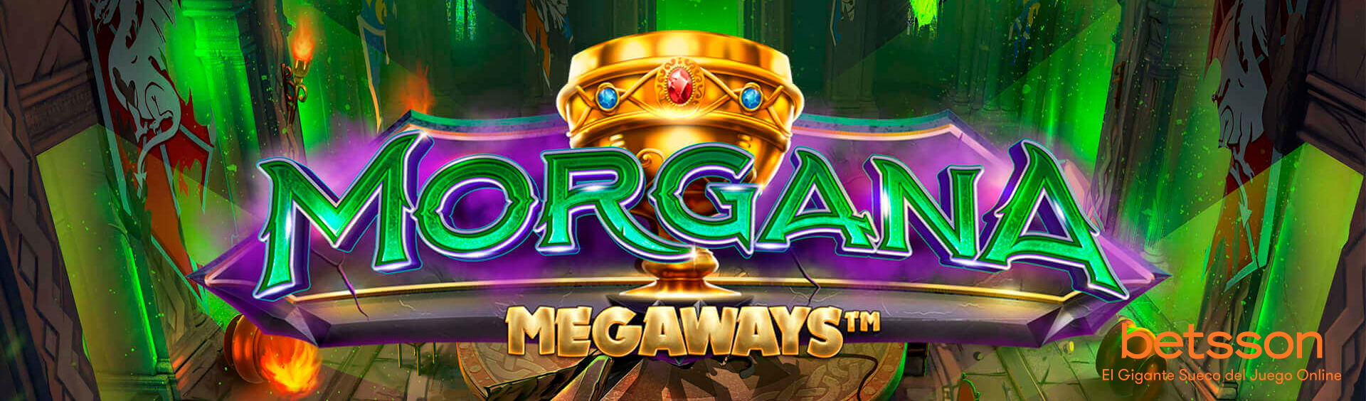 Slot Review: Morgana Megaways