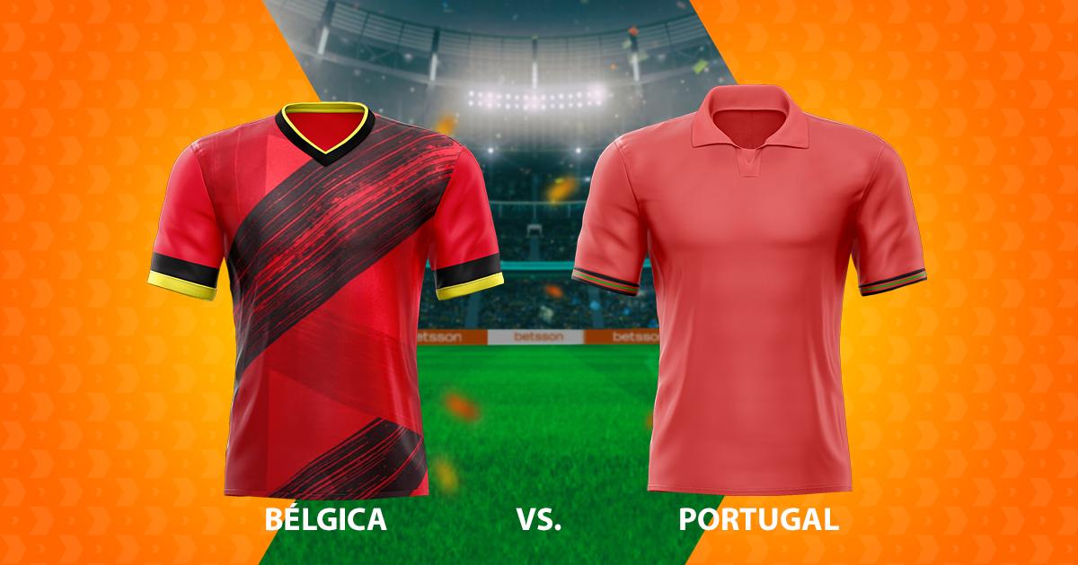 Bélgica – Portugal: pronósticos de los octavos de final