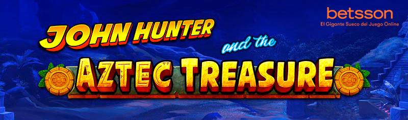 Slot Review: John Hunter and the Aztec Treasure