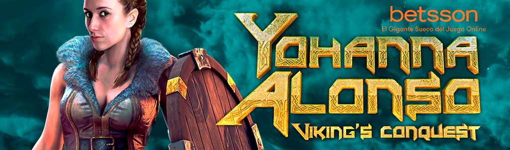 Slot Review: Yohanna Alonso Viking's Conquest
