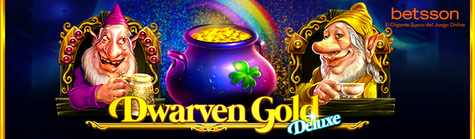 Slot Review: Dwarven Gold Deluxe