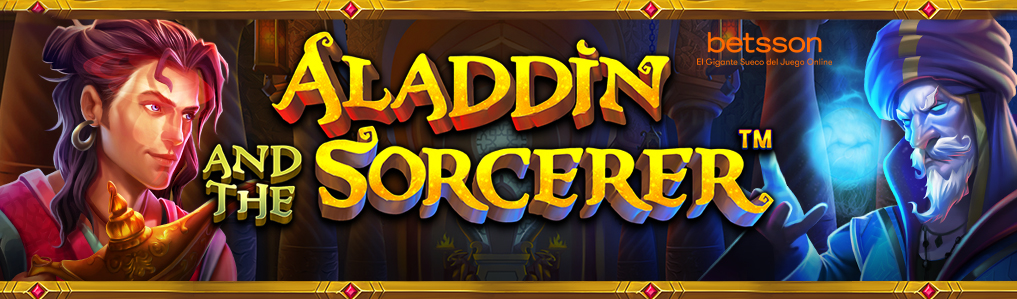 Slot Review: Aladdin and The Sorcerer