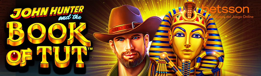 Slot Review: John Hunter and the Book of Tut
