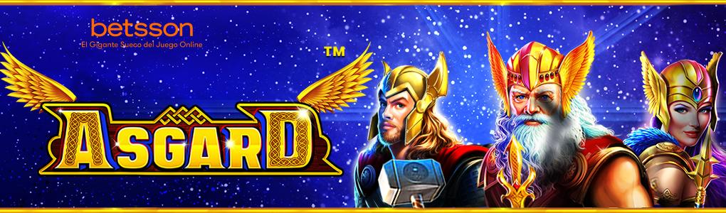 Slot Review: Asgard