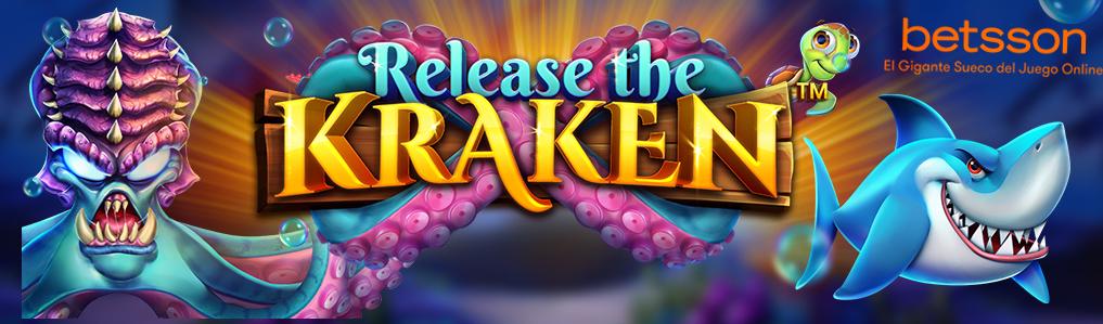 Slot Review: Release the Kraken