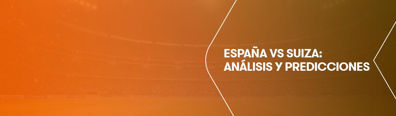 España vs Suiza: ¿será la selección española semifinalista de la Eurocopa?
