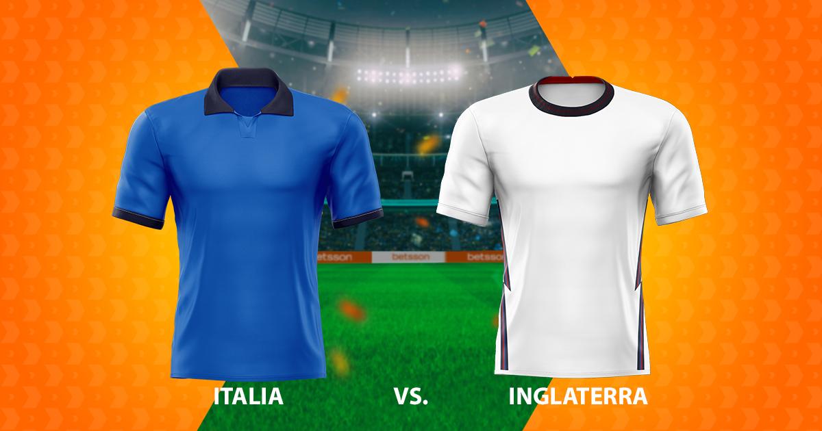 Italia – Inglaterra: pronósticos de la Final