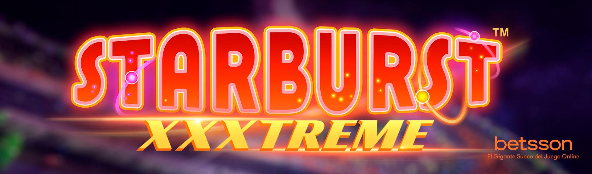 Slot Review: Starburst XXXtreme