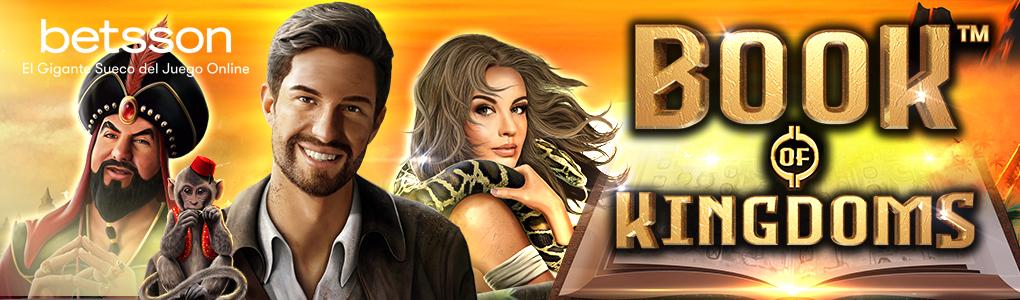 Slot Review: Book of Kingdoms
