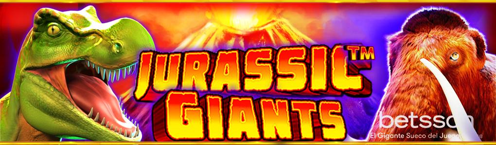 Slot Review: Jurassic Giants