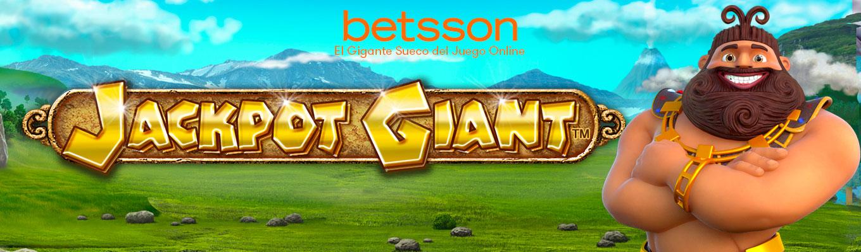 Jackpot Giant, el gigante de las Botes