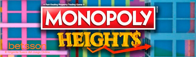 Slot Review:  Monopoly Heights