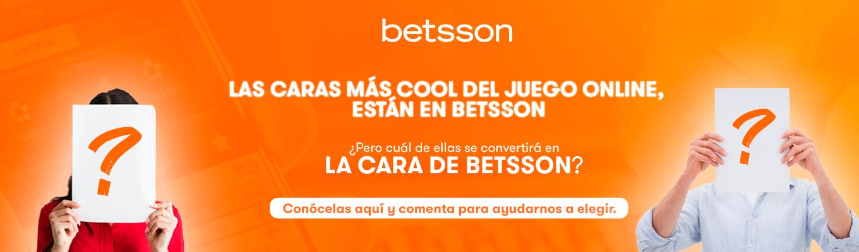 Descubre quiénes son los finalistas para ser la nueva Cara de Betsson