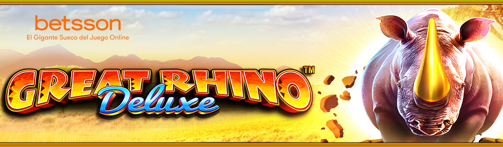 Slot Review: Great Rhino Deluxe