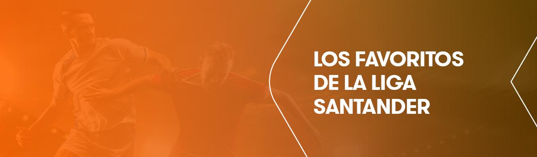 ¿Quiénes son los grandes candidatos para llevarse la Liga Santander 21/22?