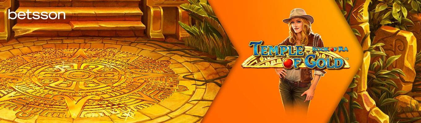 Slot Review: Book of Ra, Temple of Gold