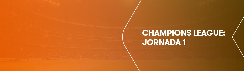 Jornada 1: ¿Cómo empezaran los equipos españoles en la Champions League?