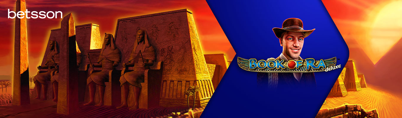 Slot Review:  Book of Ra Deluxe