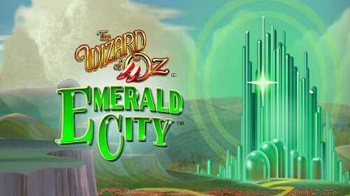 Wizard Of Oz –Emerald City