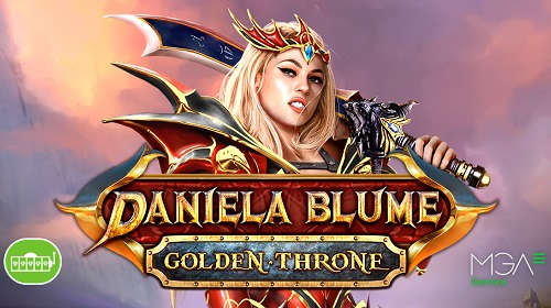 Daniela Blume Golden Throne