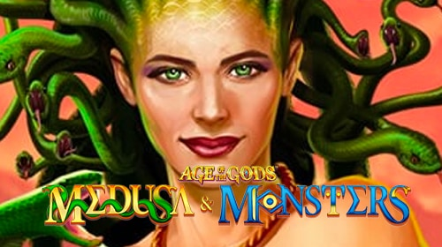 Age of Gods: Medusa and Monsters
