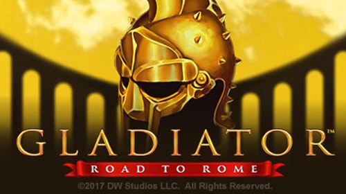 Gladiator Jackpot Road to Rome